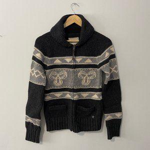 Aritzia Sea To Sky Wool Sweater Size Small